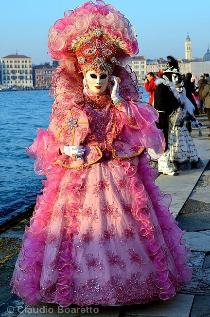 les fabuleux costumes du carnaval de venise 2015 venisejetaime. Black Bedroom Furniture Sets. Home Design Ideas
