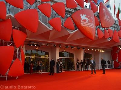 OUVERTURE DE LA « MOSTRA DEL CINEMA » DE VENISE