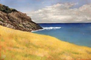 Presqui'île Caracoli: L'Océan