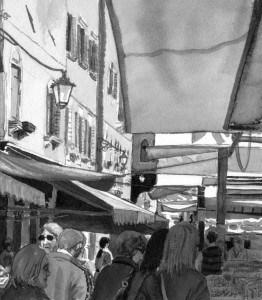 Le marché de Rialto