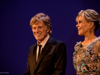 LION D'OR DE VENISE POUR ROBERT REDFORD ET JANE FONDA