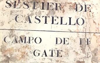 CAMPO DE LE GATE à VENISE