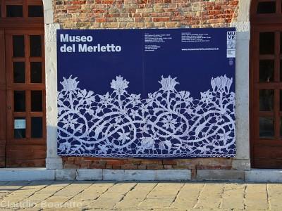 LE MUSÉE DU «MERLETTO» À BURANO