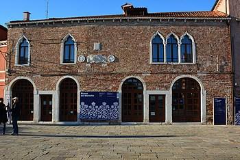 EXPOSITION DE PEINTURES AU «MUSEO DEL MERLETTO» À BURANO