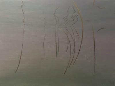 Paysage sublagunaire III: Gris