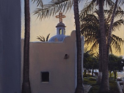 Eglise de Playa del Carmen