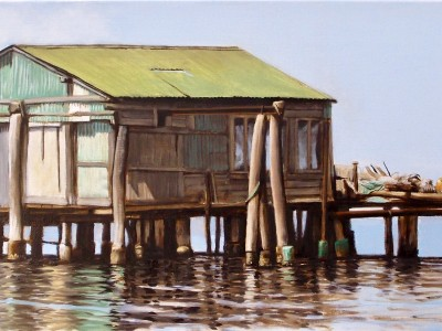 Fisherman's Hut – IV