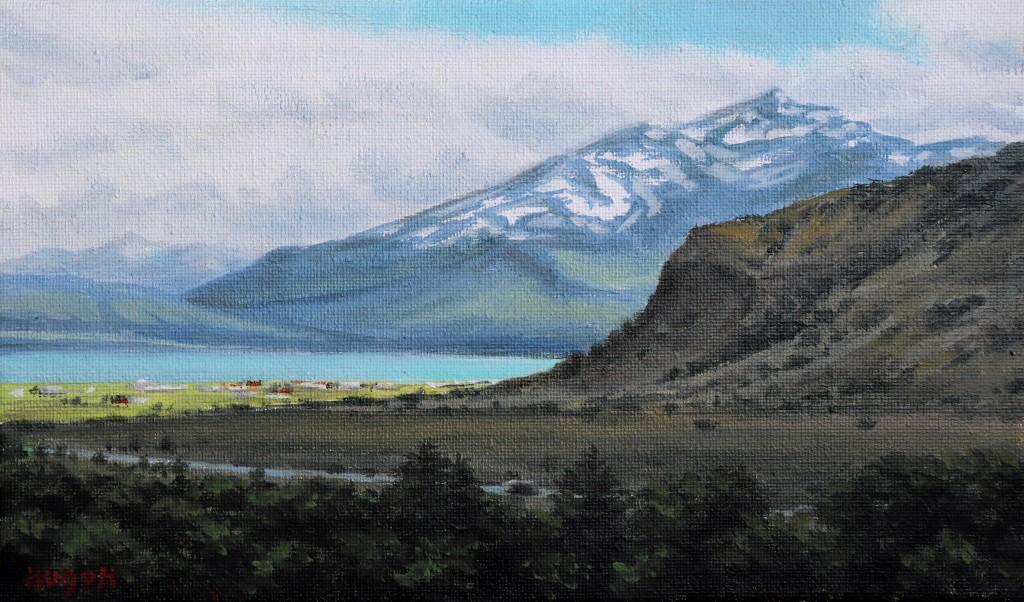 Arrivée à Puerto Natales