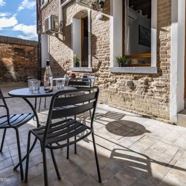 corte maltese with private courtyard