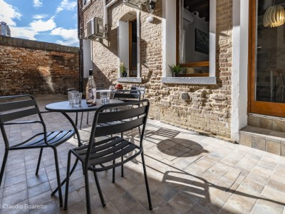 corte maltese with private courtyard