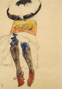Miss Schiele original