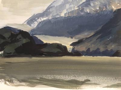 Patagonia sketches
